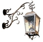 202 Parisian Arm Styled Lantern