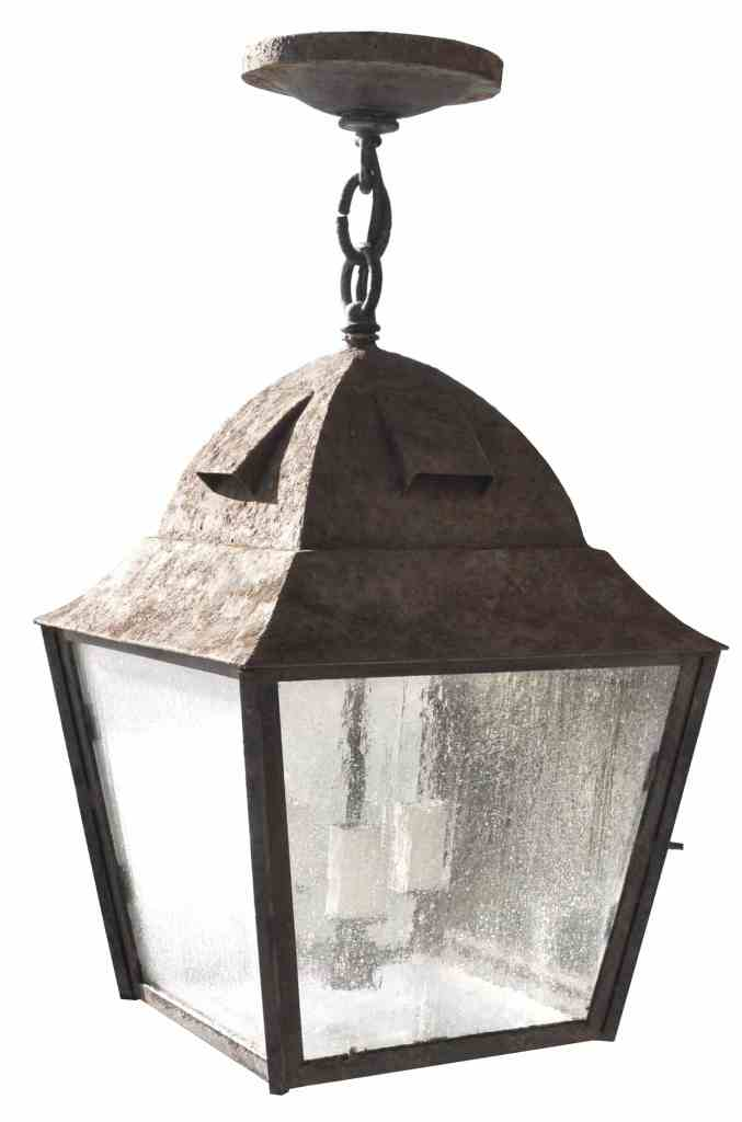 80499 Cb2 Ir H Ba Rustic Square Lantern 1 ADG Lighting