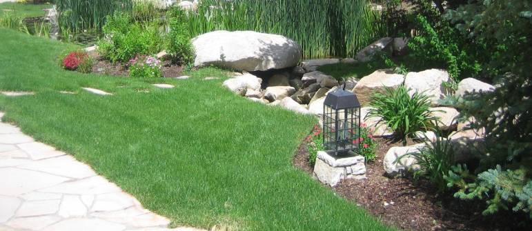 8972 Low Pilaster Garden Lighting ADG Lighting