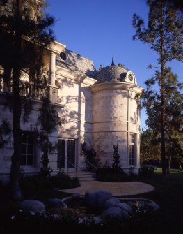 French Estate Landry Tower Gerald Olesker Lanterns Of ADG Lighting