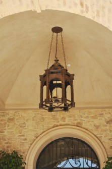 Italian Country Estate Cathedral Light Fixtures By ADG Lighting