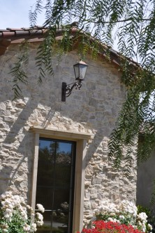 Italian Country Estate Villa Light Fixtures By ADG Lighting