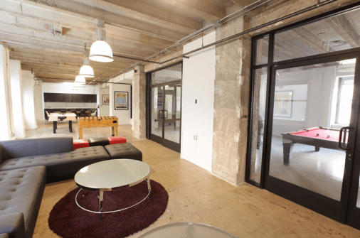 Pershing Square Building Energy Consulting And Lighting Loft Light