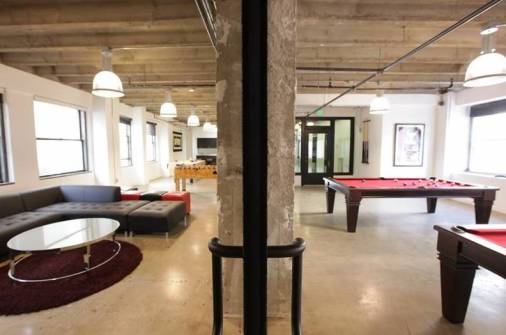 Pershing Square Building Energy Consulting And Loft Lighting