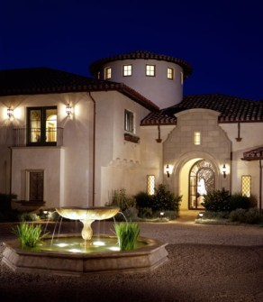 Spanish Style Estate Lanterns And Iron Work 4 By ADG Lighting