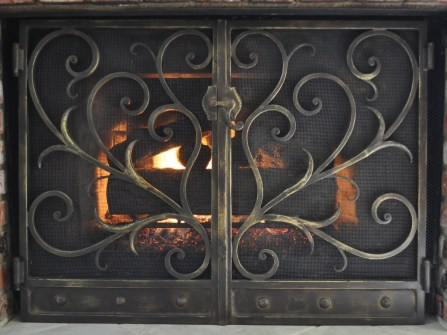 Deco Fire Screen Mixx Century ADG Lighting