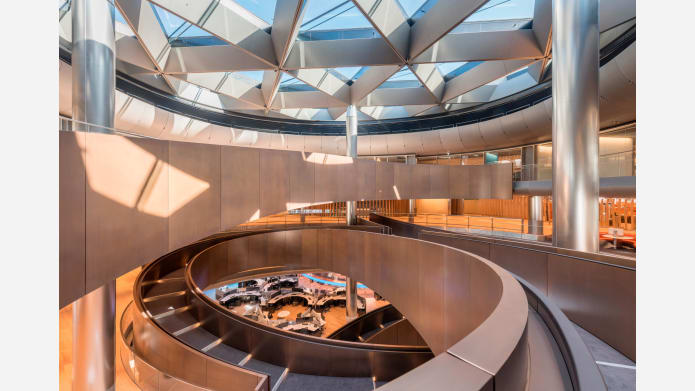 Bloomberg Architecture100