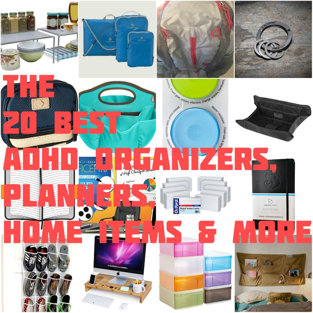 The 20 Best Adhd Organizers Planners Home Items Amp More