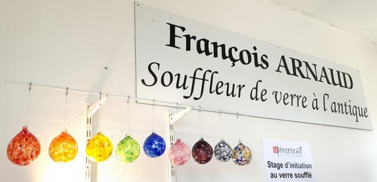ATELIER PIVERRE SOUFFLEUR DE VERRE Ateliers DArt De France