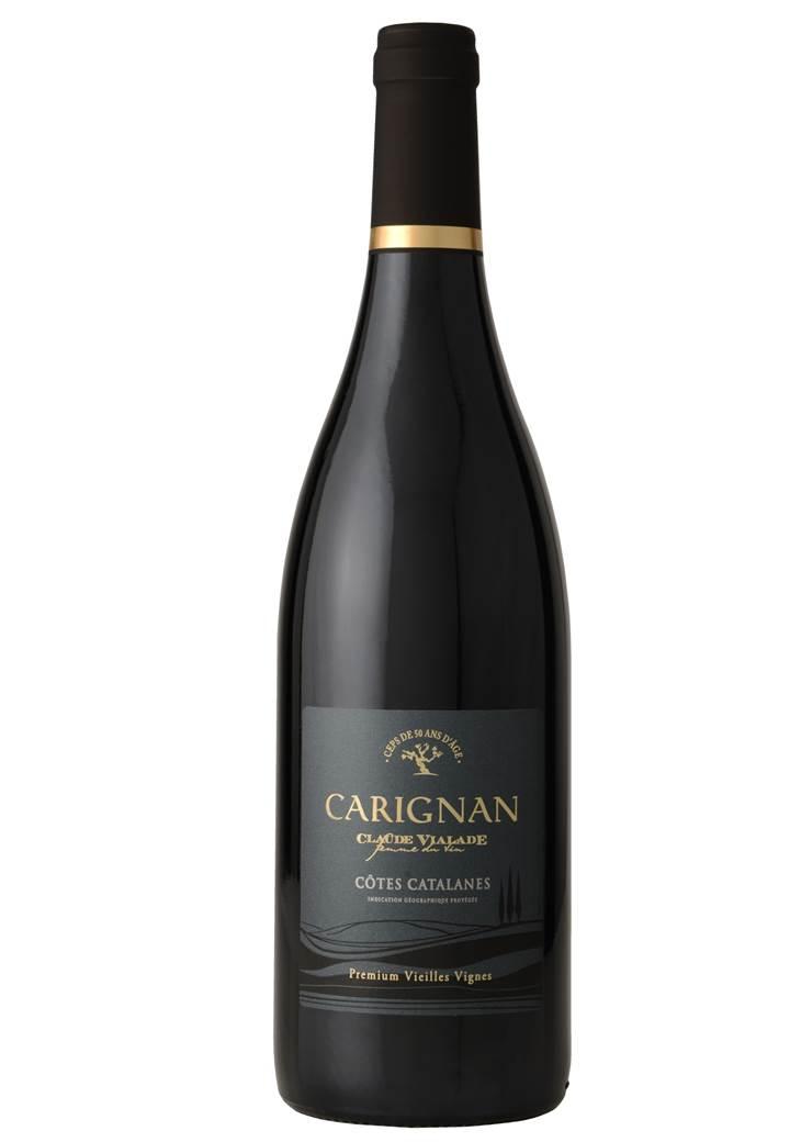 Carignan 50 ans d'âge Vieilles Vignes