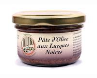 Pate d'olive aux Lucques noires