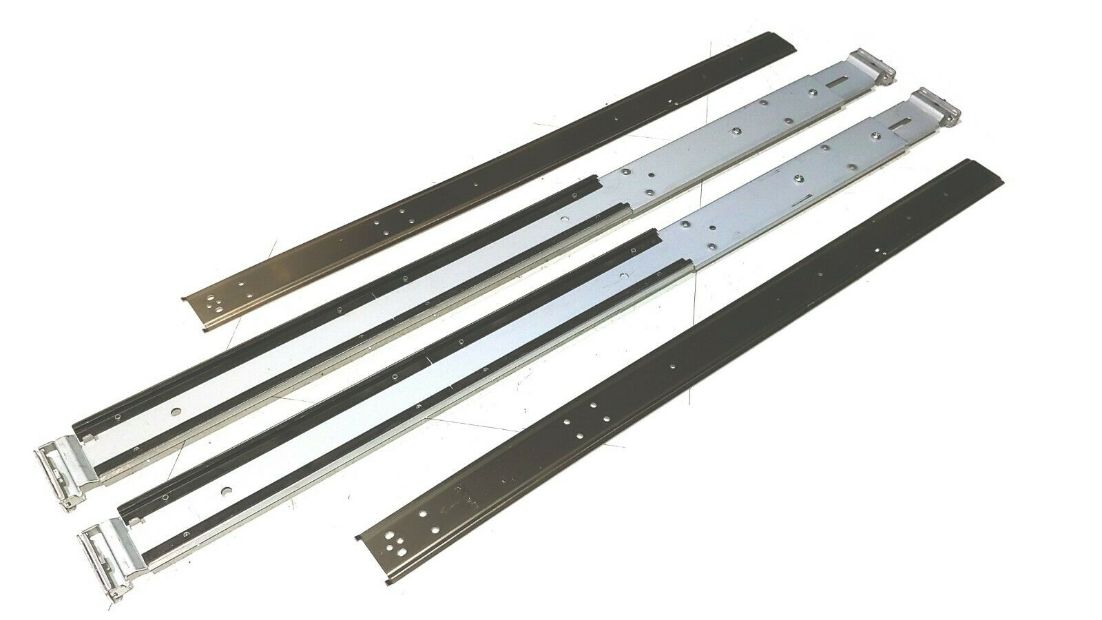 Dell Compellent Storage Array Series 30 40 HB-1235 Xyratex Rack Mount Rails