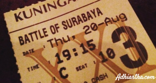 Battle Of Surabaya Review
