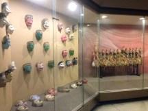 Koleksi topeng dan boneka wayang~