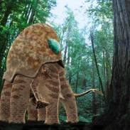 Megasquid evolusi dari sotong. Gambar dari The Future is Wild.