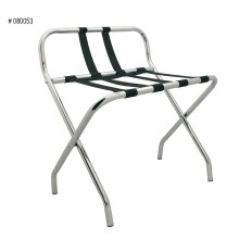 LUGGAGE STAND WITH BACKREST