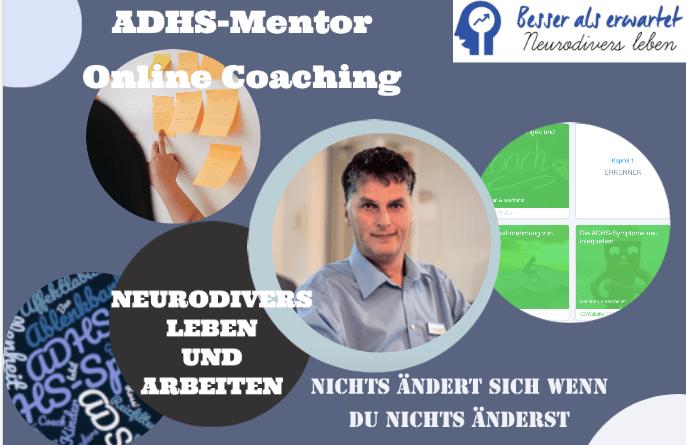ADHS Coaching online