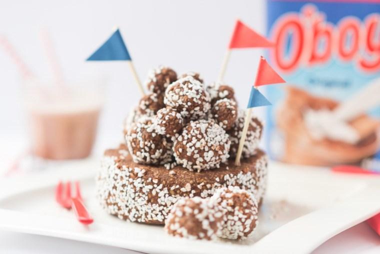 chokladbollar med o´boy