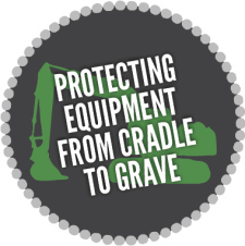 Protecting Equipment From Cradle To Grave | Protect My Iron ® | ADI Agency