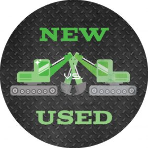New Vs. Used Benefits of Buying Used Construction Equipment-02