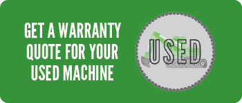 used equipment warranty quote adi agency