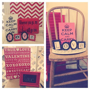 vday booth
