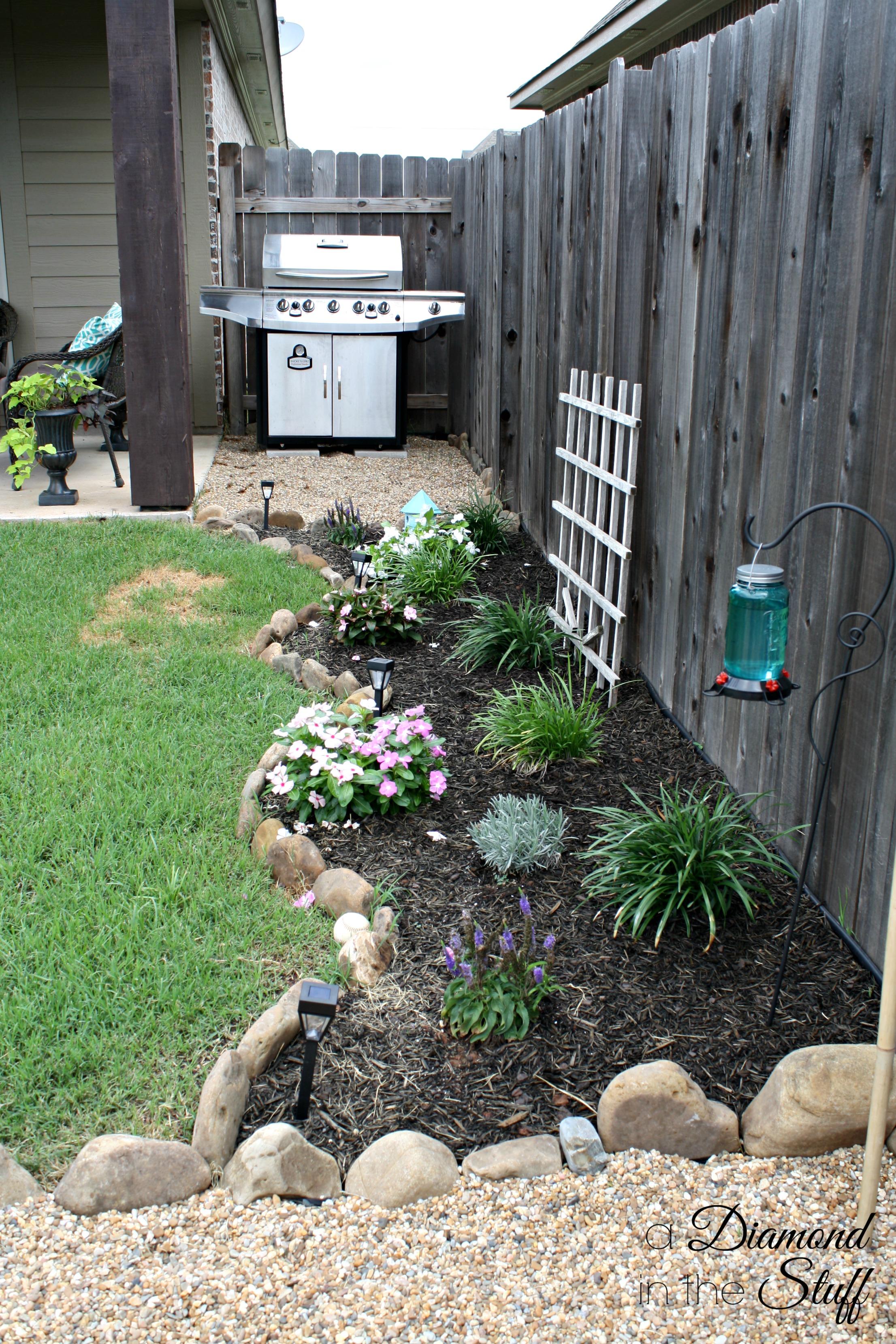 Awesome DIY Backyard Makeover on Diy Back Patio Ideas id=64630