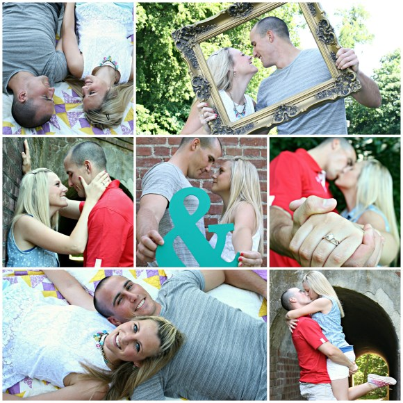 Playing Photographer {Engagement Pictures}