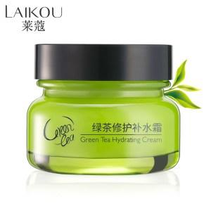 LAIKOU Green Tea Hydrating Whitening Face Cream