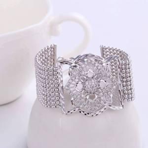 Silver Color Fashoin Bracelet