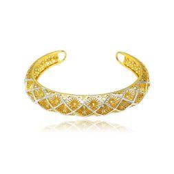 24k gold Color Fashoin Bracelet