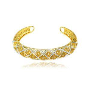 24k gold Color Fashoin Bracelet