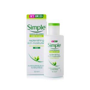 Simple Kind To Skin Replenishing Rich Moisturiser