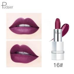 Pudaier Future Makeup Matte Velvet Lipstick 16#