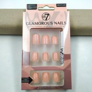 W7 Glamorous Nails Apricot Glow