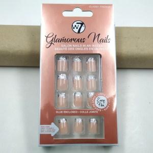 W7 Glamorous Nails Classy French