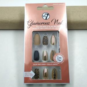 W7 Glamorous Nails Jingle Jungle