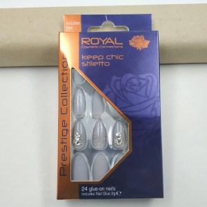 Royal 24 Prestige Collection Keep Chic Stiletto