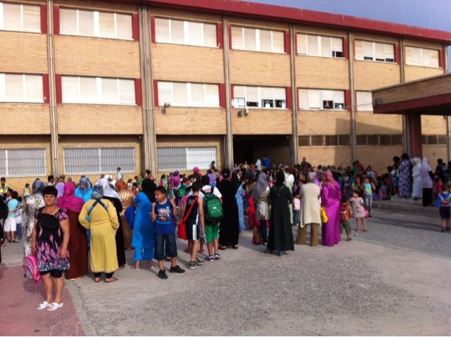 Colegio de Educación Infantil y Primaria de 'El Puche' de Almería