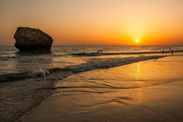Las playas de Huelva están en buen estado