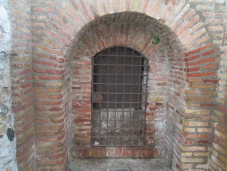 Aljibe El Colorao, en el Albahicín, Granada