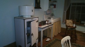 Matrons and keepers kitchen
