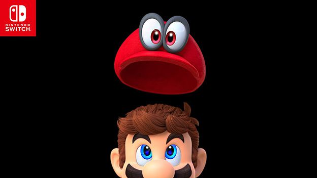 Super Mario Odyssey El Nuevo Juego Para Nintendo Switch