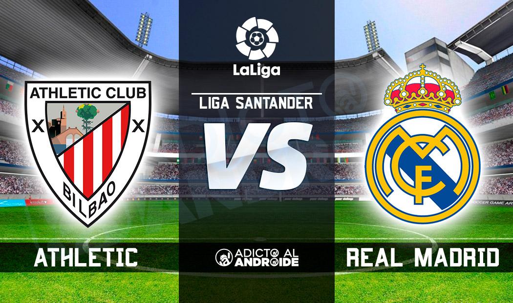 0fe787403694a Ver Athletic vs Real Madrid en VIVO online GRATIS en Android ...