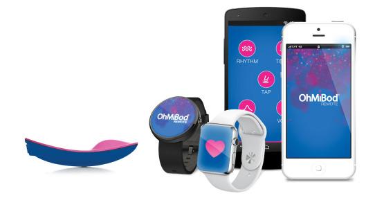 OhMiBod remote aplicación