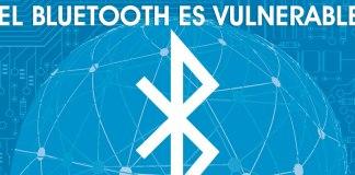 Bluetooth es vulnerable