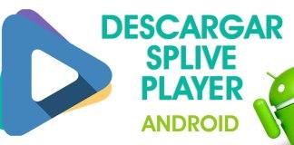 Descargar Splive Player para android