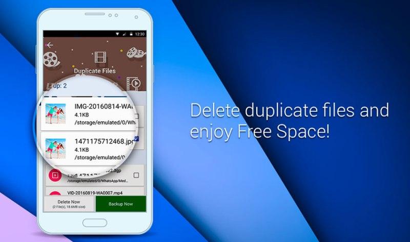eliminar fotos duplicadas android