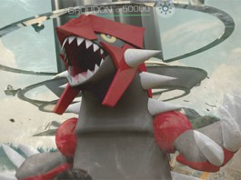 Cómo capturar a Groudon en Pokémon GO
