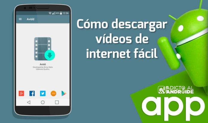 Cómo descargar vídeos de internet fácil